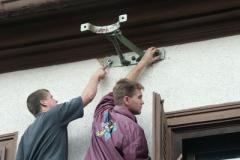 Schwanheimer Kerb und Tag der offenen Tür 2003